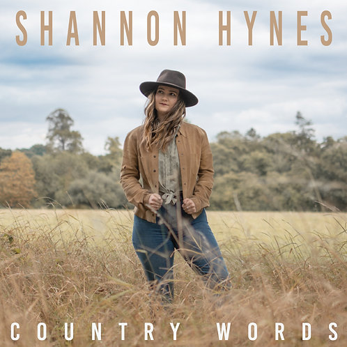 'COUNTRY WORDS' DEBUT EP