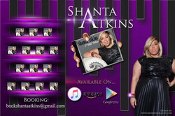 Album Release Flyer