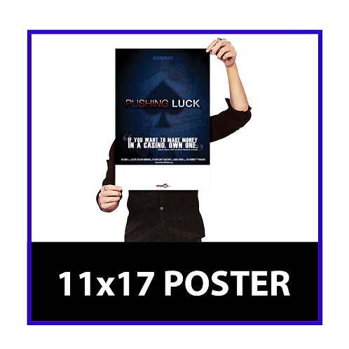 11x17 Poster