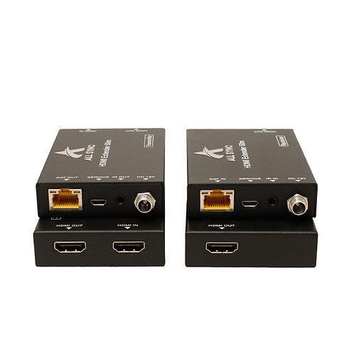 Extensor HDMI 4K 60Hz via CAT5e/6  / AS-EX50U