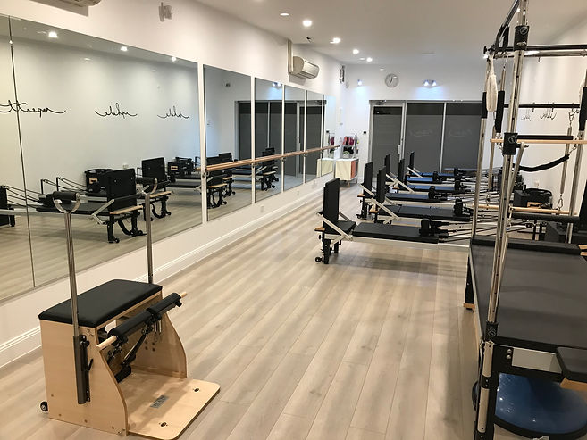 Pilates Class Central Coast