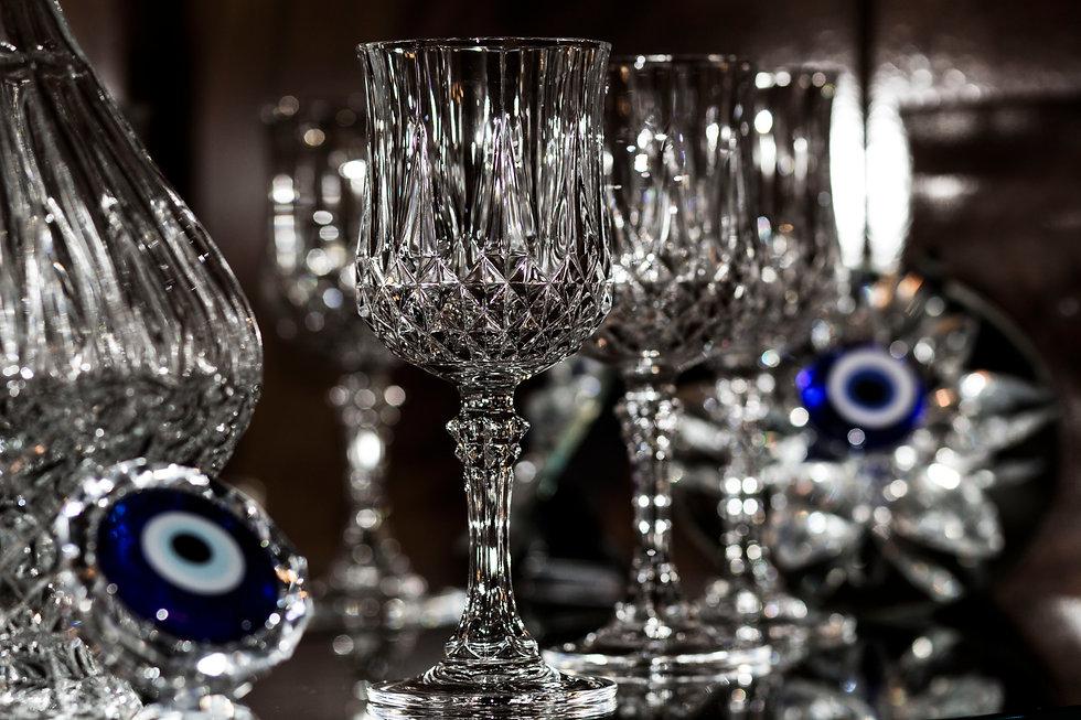 Kristall Glas