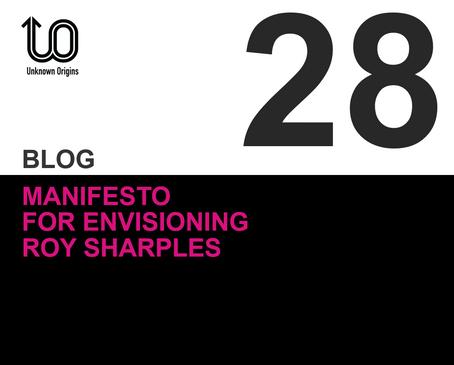 Manifesto for Envisioning