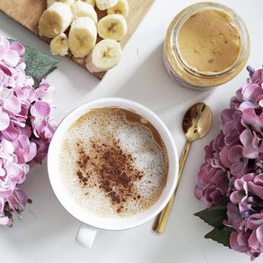 Bulletproof dessert kaffe
