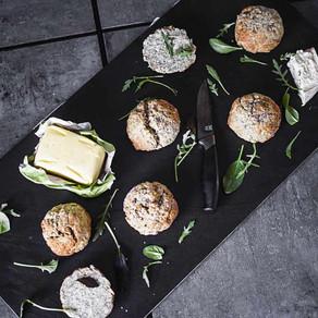 CHIARUNDSTYKKER! Gluten- & melkefri