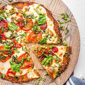 Magisk keto-pizza, så enkel!