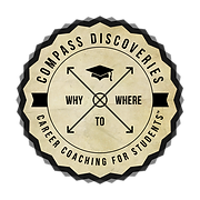 Compass Discoveries Career Coaching for Students, Coaching, Career, Counseling, Hinsdale, Finding Purpose, After High School