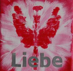 Engel der Liebe 10 x 10 cm