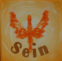Engel des Seins 10 x 10 cm