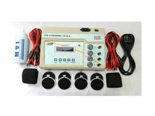 LCD 4 Channel TENS ( Plastic  Body )