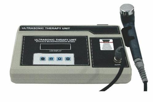 Ultrasonic therapy unit (Advance  Microprocessor Based )