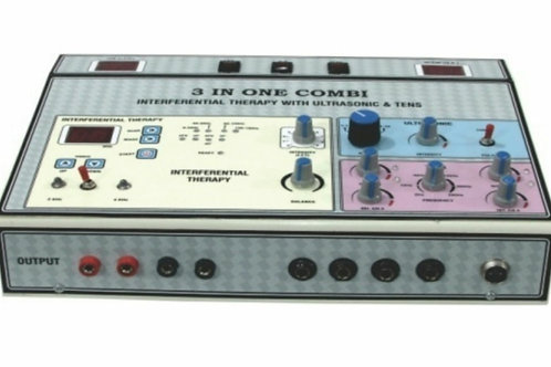 IFT+US+TENS Combnation 3-in- 1