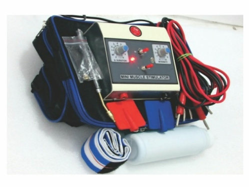 Mini Muscle Stimulator ( Metal  Body )