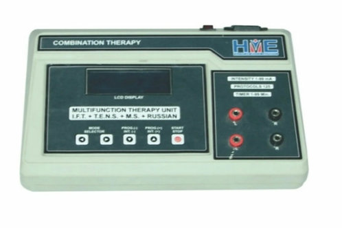 Multi Function Therapy Unit IFT  + TENS + MS + Russian