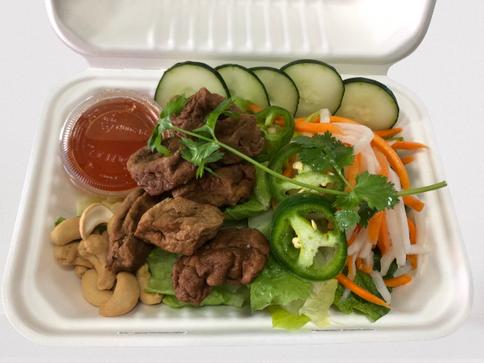 Tofu Vietnamese salad