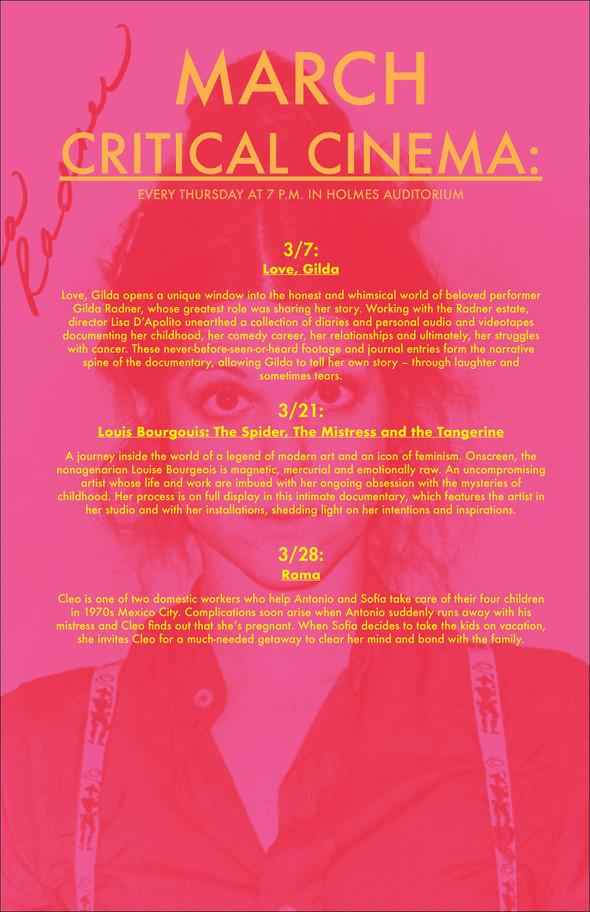 Critical Cinema