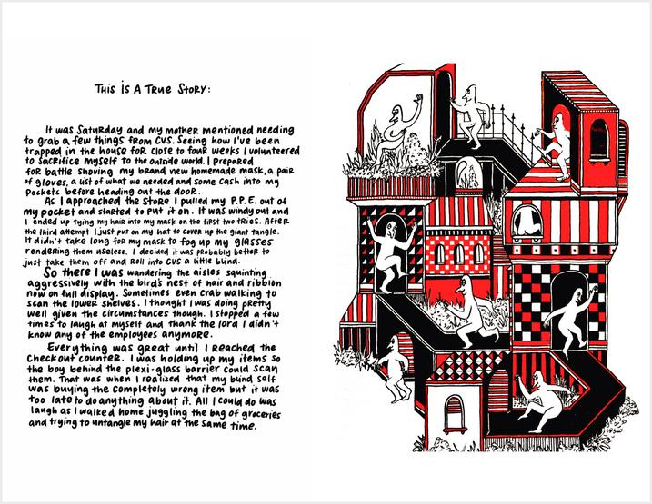 Quaranzine page 3
