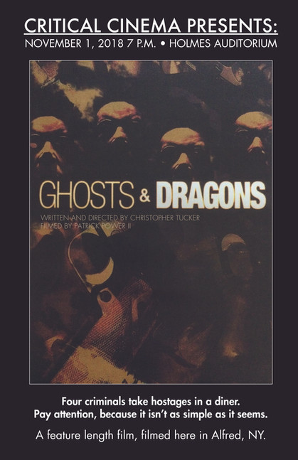 Ghosts & Dragons