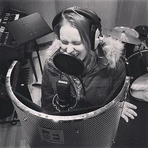 Michaela Fedeczko, professional singer, Bristol