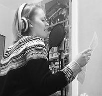 Session singer, Michaela Fedeczko, Bristol