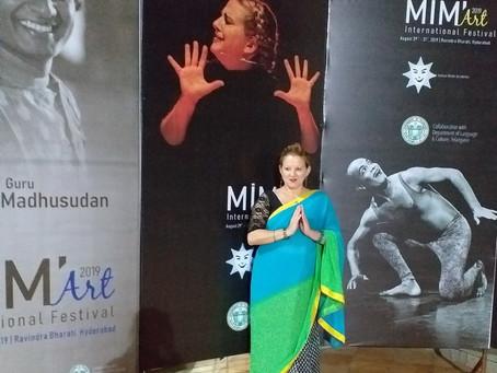 L'expérience indienne : Le festival de mime d'Hyderabad