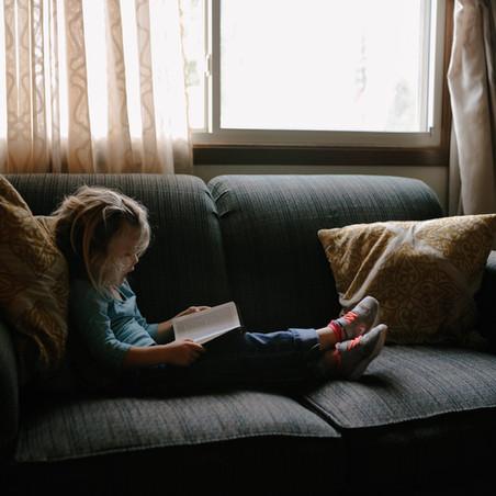 A importância da leitura desde cedo