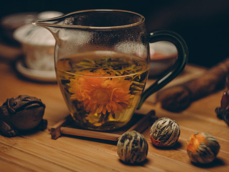 Чай за защита и детоксикацията на черния дроб от билковата аптека