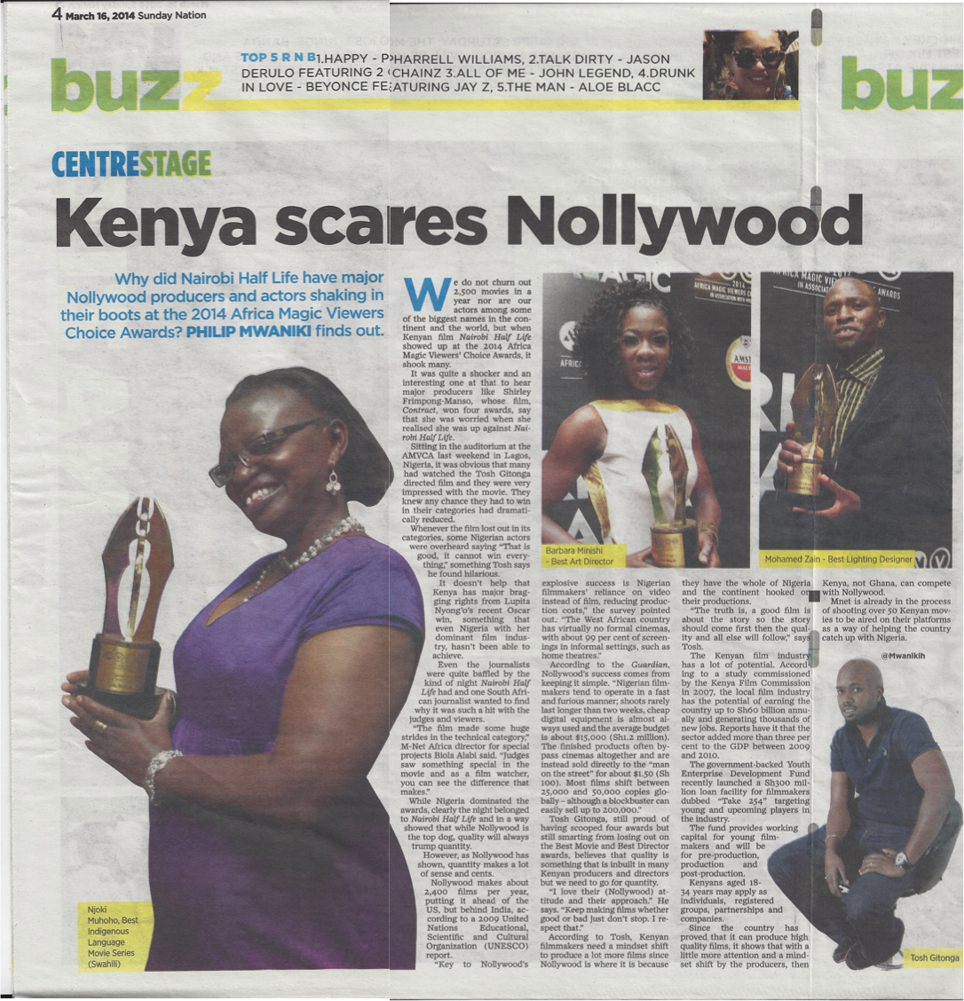 AMVCA Buzz Magazine