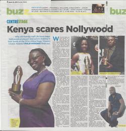 AMVCA Buzz Magazine