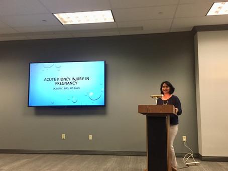 Case Presentation on Acute Kidney Injury in Pregnancy by Dr.Das
