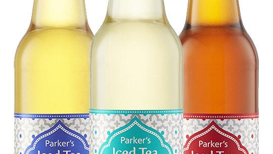 Parkers Iced Tea 330ml x12