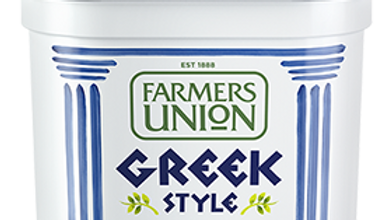 Farmers Union Greek Style Natural Yoghurt 1kg