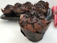 Double Chocolate Muffins 6 Pack
