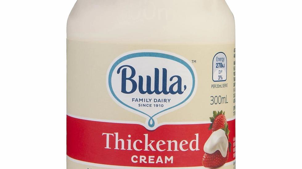 Bulla 300ml Cream