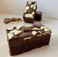 Triple Choc Brownie Slice 10 Pack