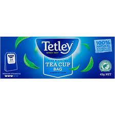 TetleyTea Bags 25 pack