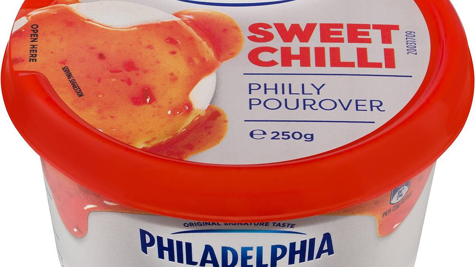 Philadelphia Sweet Philly Chilli 250g