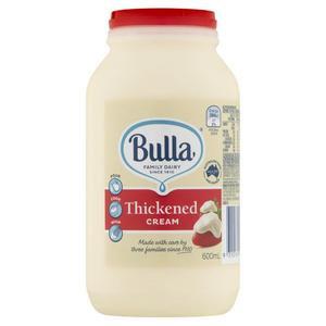 Bulla Cream 600ml