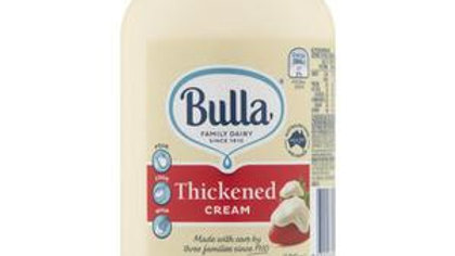 Bulla Cream 600ml