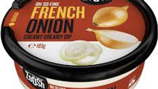 Zoosh French Onion 185g