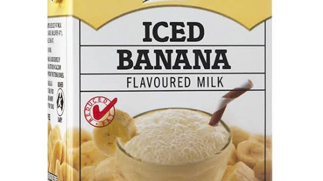 Nippy's Iced Banana 375ml - 24 Pack