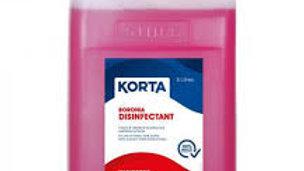 Korta 5 Litre Disinfectant