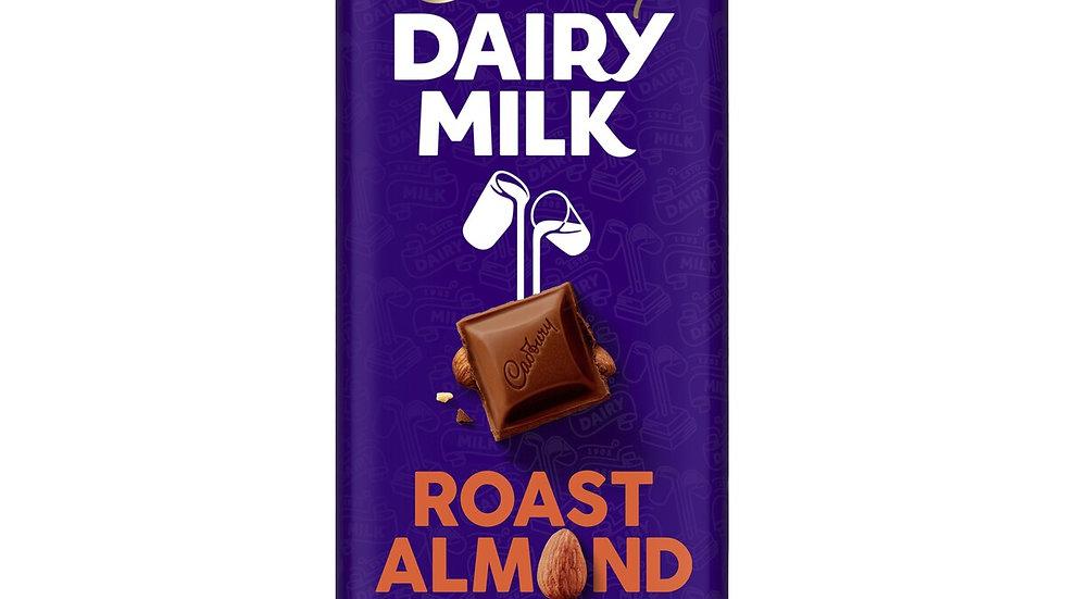 Roast Almond Chocolate 185g