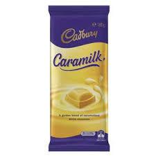 Cadbury Caramilk