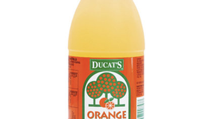 Ducats 500ml Orange  Fruit Drink x12