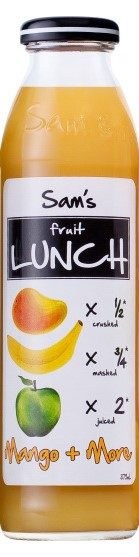 Sam's Juice Fruit Lunch 375ml