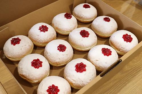 Jam Berliner Donut 4 Pack