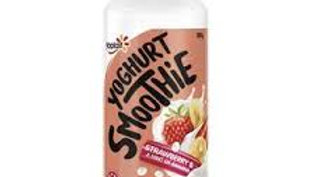 Yogurt Smoothie Strawberry & Banana 300g