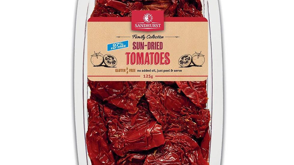 Sandhurst Sundried Tomatos 125g