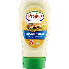 Praise Traditonal Mayonaise 365gm
